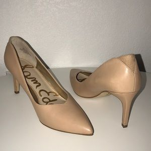 Sam Edelman Orella pumps in nude